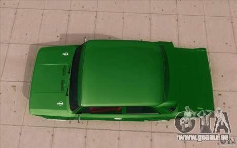 VAZ 2101 Lada Sport für GTA San Andreas rechten Ansicht