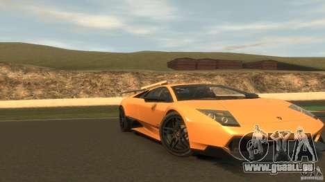 Lamborghini Murcielago VS LP 670 FINAL pour GTA 4 est une gauche