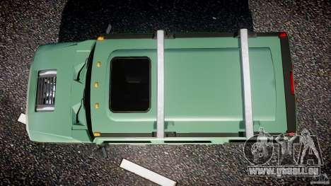Hummer H2 für GTA 4 rechte Ansicht