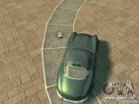 Mercedes-Benz 300SL Gullwing pour GTA 4 est un droit