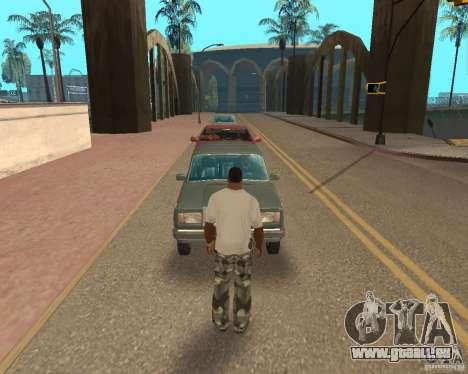 Tornade pour GTA San Andreas neuvième écran