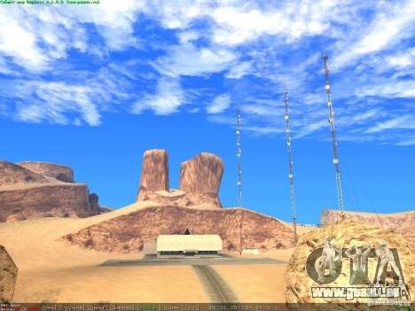 Chernobyl v. 1 für GTA San Andreas her Screenshot