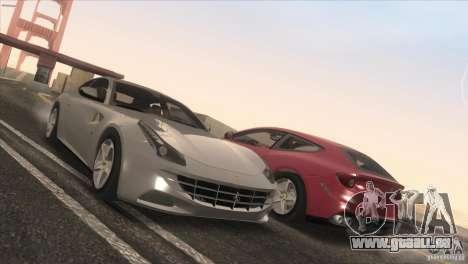Ferrari FF 2011 V1.0 pour GTA San Andreas