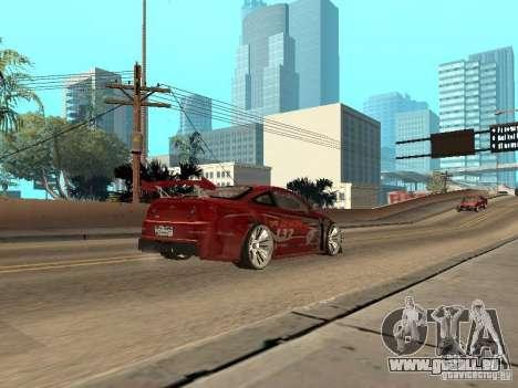 Chevrolet Cobalt SS Shift Tuning für GTA San Andreas rechten Ansicht