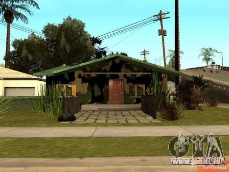 Neues Haus von Denis für GTA San Andreas
