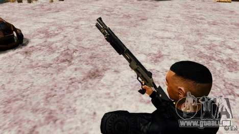 Marshall de Crysis 2 pour GTA 4 troisième écran