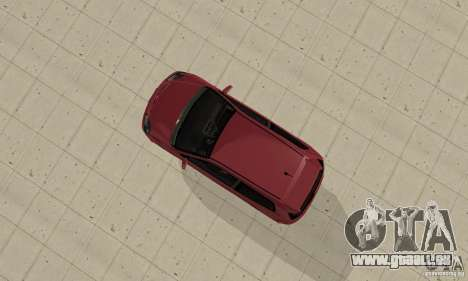 Honda Civic Type R - Stock + Airbags pour GTA San Andreas vue arrière