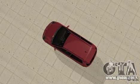 Honda Civic Type R - Stock + Airbags pour GTA San Andreas vue arrière