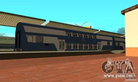 Vagon CFR Klasse 26-16 Beem für GTA San Andreas