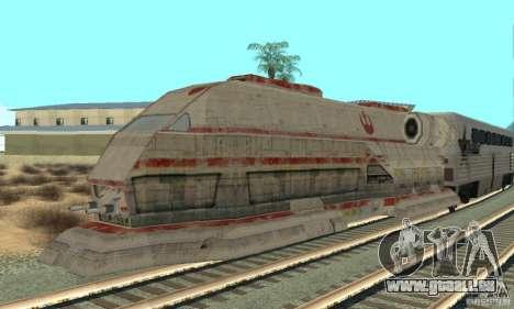 Un bon train, Star Wars pour GTA San Andreas