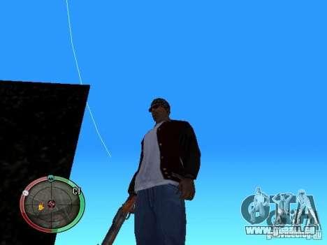 Changer le style de Trim et Usi pour GTA San Andreas