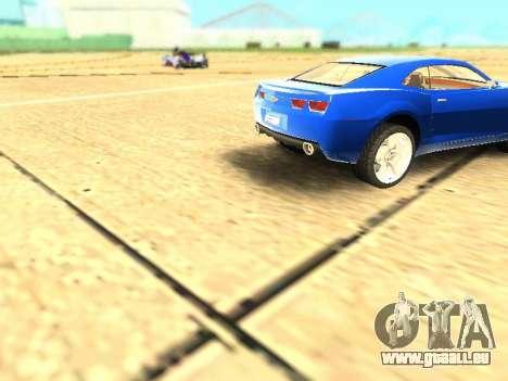 ENBSeries v3 pour GTA San Andreas neuvième écran