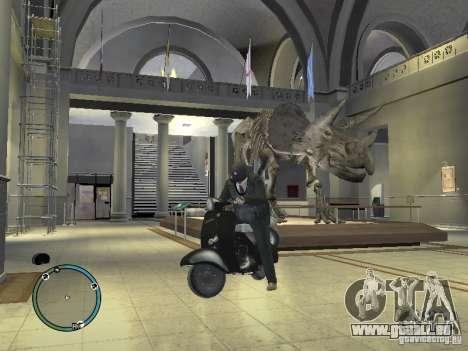 Vyatka Motorroller für GTA 4