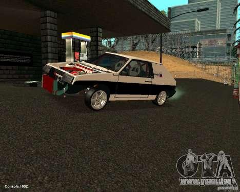 VAZ 2108 Drag pour GTA San Andreas