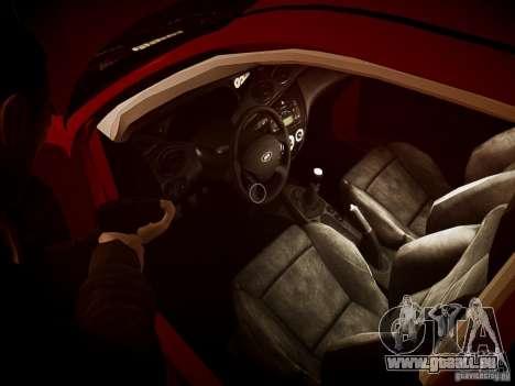 Ford Focus SVT 2003 pour GTA 4 est un côté