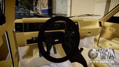 Renault Flash Turbo 11 pour GTA 4 est un droit