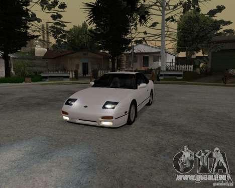 Nissan 240SX (stock) für GTA San Andreas