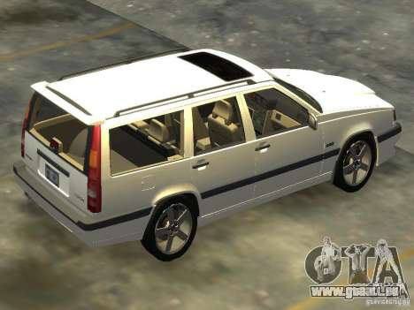 Volvo 850 R 1996 Rims 2 pour GTA 4 est une gauche