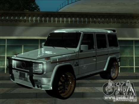 ENB Series für schwache Grafikkarte für GTA San Andreas dritten Screenshot