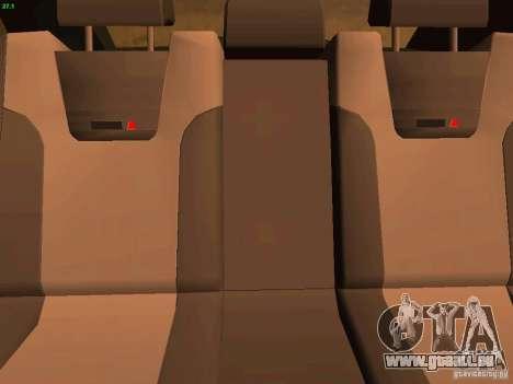 Audi S4 OEM pour GTA San Andreas vue de côté