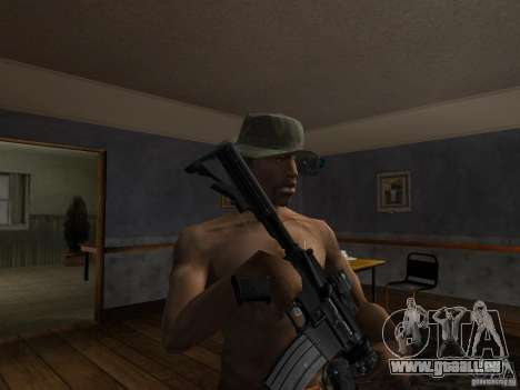 Hüte von Call of Duty 4: Modern Warfare für GTA San Andreas siebten Screenshot