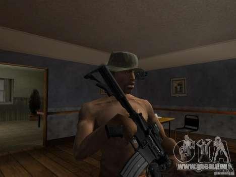 Chapeaux de Call of Duty 4: Modern Warfare pour GTA San Andreas septième écran