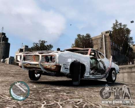 Flatout Shaker IV für GTA 4