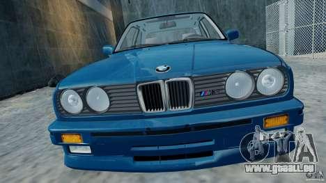 BMW M3 E30 FINAL für GTA 4 hinten links Ansicht