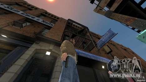 Glock Texture für GTA 4 Sekunden Bildschirm
