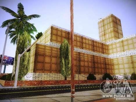 Das neue Krankenhaus von Los Santos für GTA San Andreas siebten Screenshot