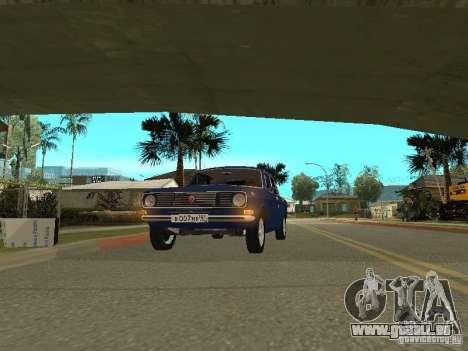GAZ 24-10 für GTA San Andreas linke Ansicht