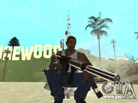 Weapons Pack für GTA San Andreas her Screenshot