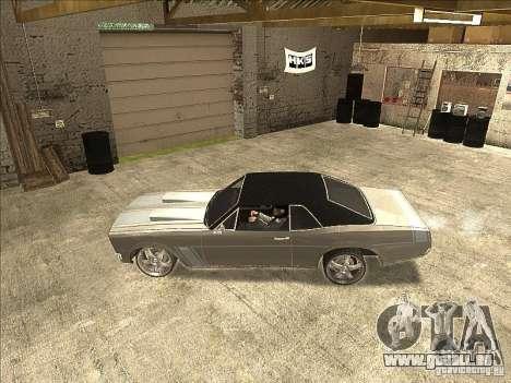 GTAIV TLAD Tampa für GTA San Andreas rechten Ansicht