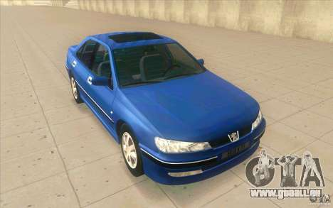 Peugeot 406 1.9 HDi pour GTA San Andreas