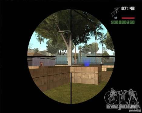 SVD für GTA San Andreas dritten Screenshot