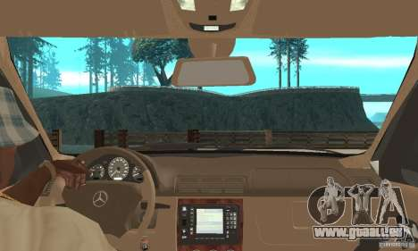 Mercedes-Benz ML 430 für GTA San Andreas rechten Ansicht