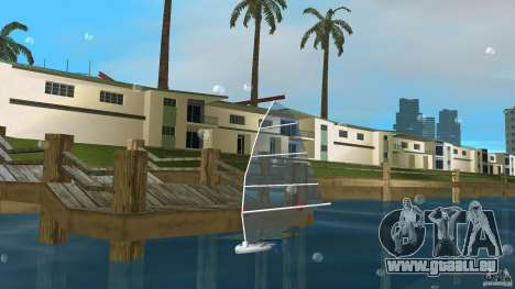 Windsurf pour GTA Vice City
