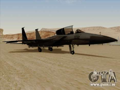 F-15C für GTA San Andreas