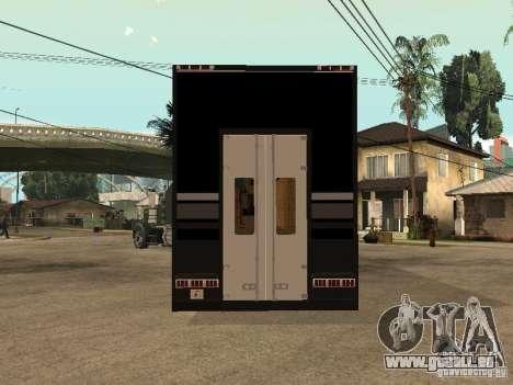 Custom Kenworth w900 - Custom - Trailer pour GTA San Andreas