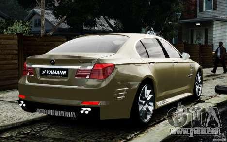 Menü- und Boot-Bildschirme BMW HAMANN in GTA 4 für GTA San Andreas