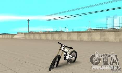 Nox Startrack DH 9.5 v2 pour GTA San Andreas