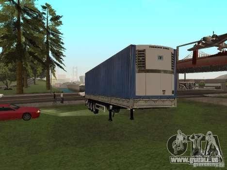 Neuer trailer für GTA San Andreas linke Ansicht