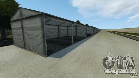 Dakota Raceway [HD] Retexture für GTA 4 dritte Screenshot