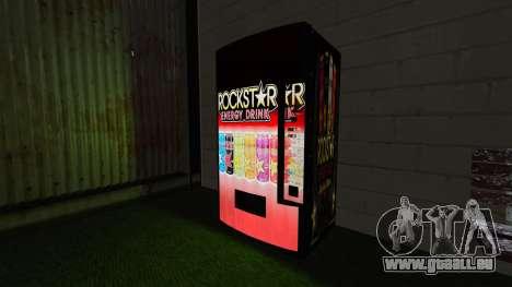 Rockstar Energydrink» für GTA 4 dritte Screenshot