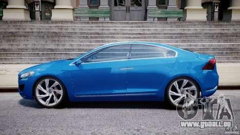 Volvo S60 Concept für GTA 4 linke Ansicht