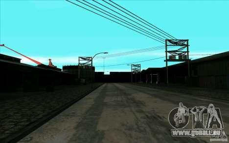 Supernatural ENB V.0.1 für GTA San Andreas dritten Screenshot