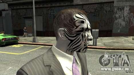 Tatoo 2 für GTA 4 dritte Screenshot