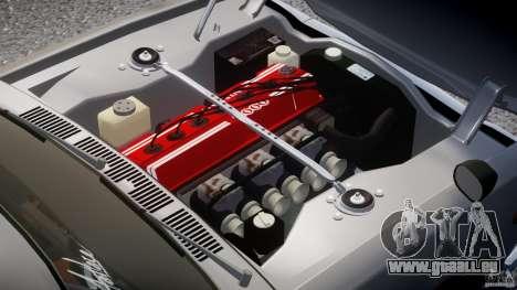 Nissan Skyline Hakosuka (KPGC10) Mountain Drift pour GTA 4 est un droit
