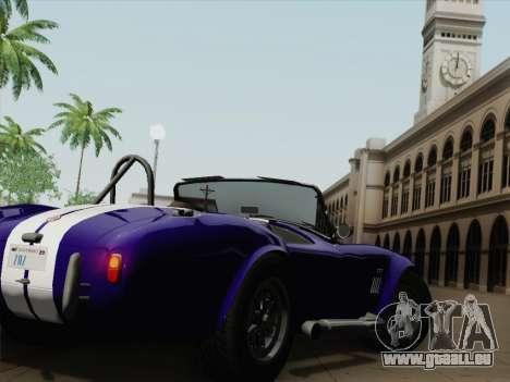 Shelby Cobra 427 für GTA San Andreas rechten Ansicht
