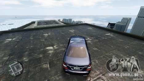 Mercedes-Benz S65 AMG für GTA 4 linke Ansicht